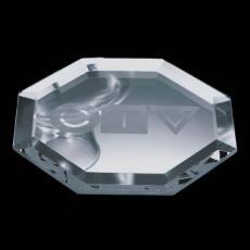 """Coasters - Sloan Coaster - Octagonal Mirror 4"""""""