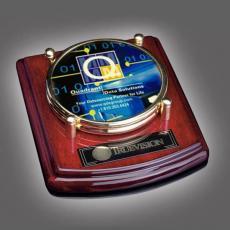 Coasters - Waterbury Coasters - Set of 2 Gold
