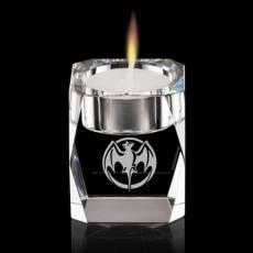 Candle Holders - Abbey Candleholder - Optical