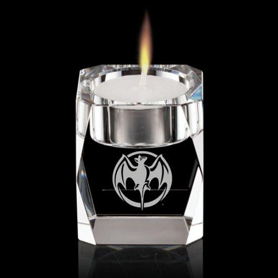 Abbey Candleholder - Optical