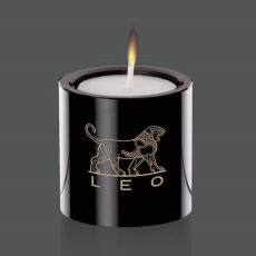 Candle Holders - Tissot Candleholder - Black