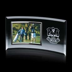 Personalized Corporate Gifts - Welland Frame - Horizontal/Silver