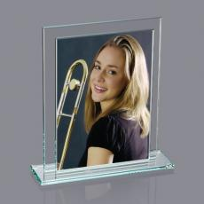 Personalized Corporate Gifts - Lolita Frame - Vertical Photo