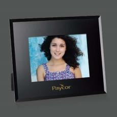 Personalized Corporate Gifts - Albany Frame - Black Photo