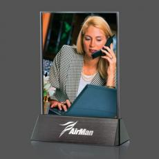 Personalized Corporate Gifts - Sierra Frame - Vertical Photo