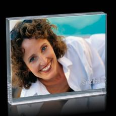 Personalized Corporate Gifts - Enfield Frame - Horizontal Photo