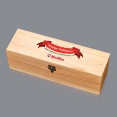 Wine - Saxum Crate & Hinged Lid - Decorated 750ml