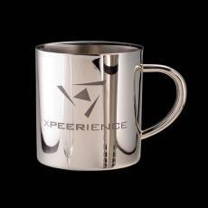 Executive Gifts - Bennett Mug - Stainless Steel