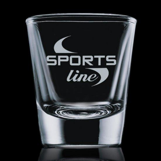 Augusta Whiskey Shot - 1oz Clear
