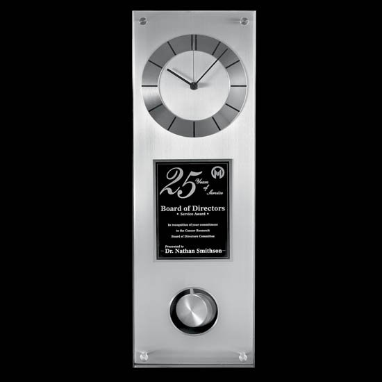 Castlefield Pendulum Wall Clock - 21