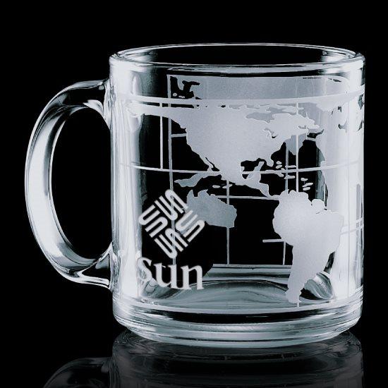 Bismarck Globe Mug