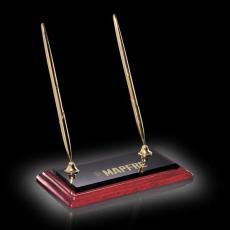 Desk Accessories - Albion Double Pen Set