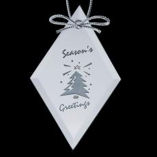 Personalized Corporate Gifts - Mirror Ornament -ond