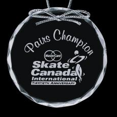 """Personalized Corporate Gifts - Optical Ornament - Round 3"""""""