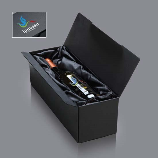 Bergamo Satin-Lined Box - 750ml