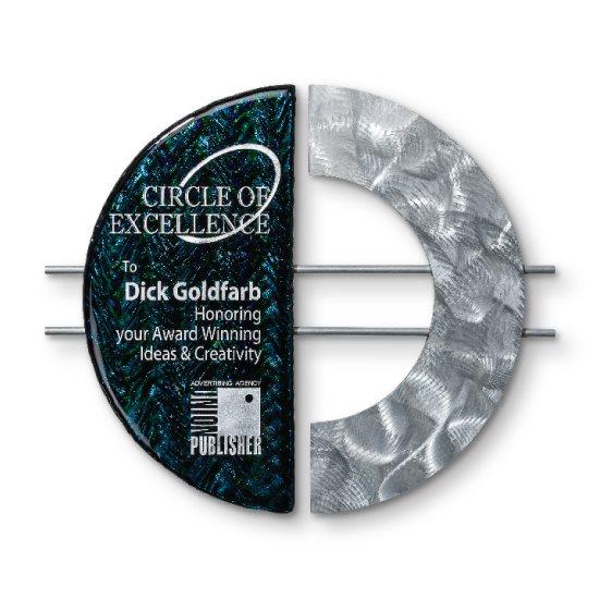 Circumference Plaque