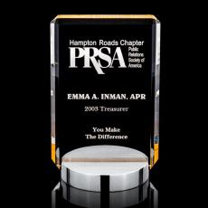 Acrylic Awards Plaques - Stratum Award