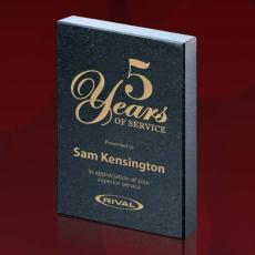 Custom Corporate Acrylic Awards - Summerland 5 Years