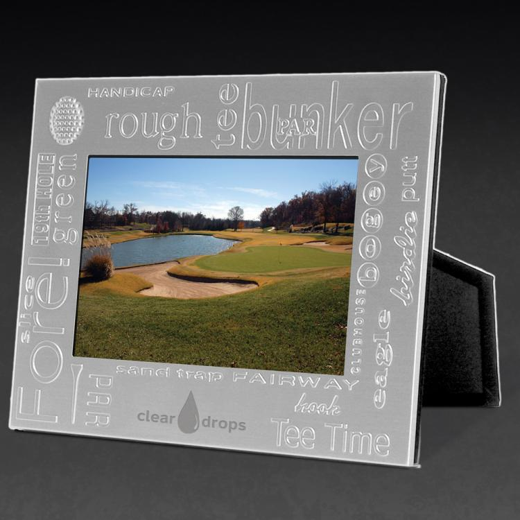 Golf Award Frame
