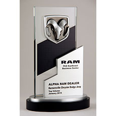 Alpha Ram Dealer Trophy