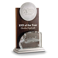 Cracker Barrel RVP Of The Year Award