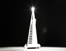 Transamerica Building Custom Award