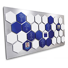 Trumpf Achievement Lobby Display