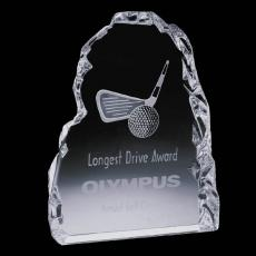 Golf Awards - Golf Iceberg (Vertical)
