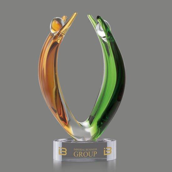Juliet Award on Clear Base