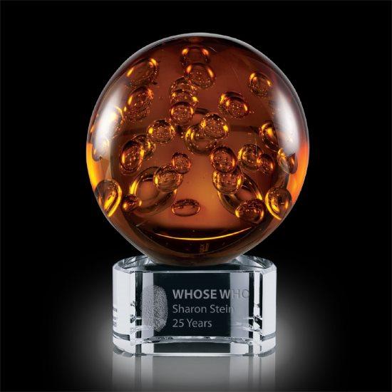 Avery Award on Clear Base