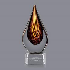 Flame Awards - Barcelo Award on Clear Base