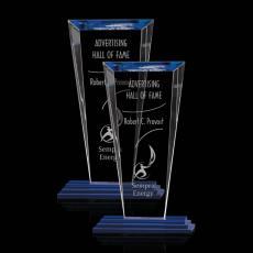 Custom-Engraved Crystal Awards - Beaton Award