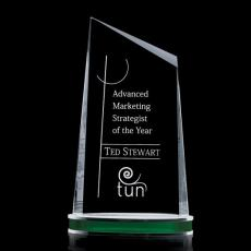 Clear Glass Awards - Preston Award