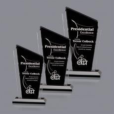 Custom Corporate Acrylic Awards - Dunstable Award