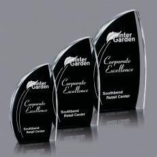 Custom Corporate Acrylic Awards - Chiswick Award
