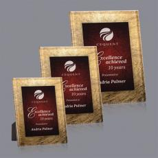 Acrylic Awards Plaques - Hereford Award