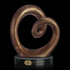 Trophy Awards - Cameron Award on Marble