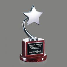 Trophy Awards - Evandale Star Award