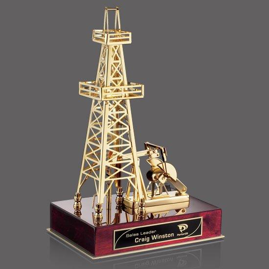 Aberfoyle Oil Rig