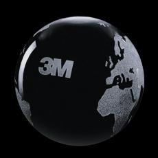 Crystal Globe Awards - Globe Paperweight