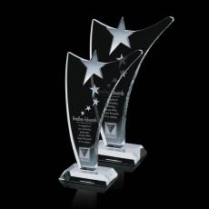 Optic Crystal Awards - Atkinson Star Award