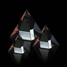 Pyramid Awards - Colored Pyramid