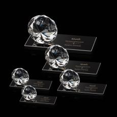 Diamond Awards - Diamond on Black Base