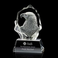 Crystal Eagle Awards - Ottavia Eagle Head