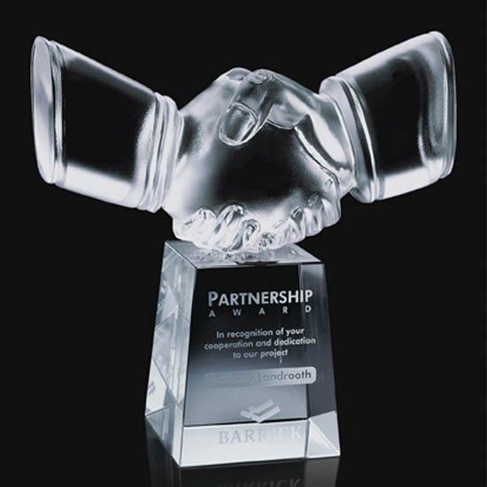 Shaking Hands Award