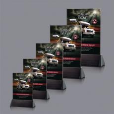 Full Color Awards - VividPrintAward - Sierra Rectangle