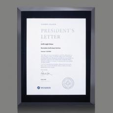 Certificate Frames - Avonlea Certificate Holder