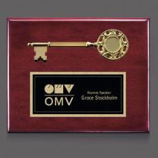 Traditional Plaques - Key Plaque