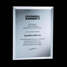Customizable Plaque Awards - Mirror Plaque
