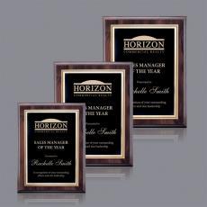 Customizable Plaque Awards - Farnsworth/Ashbury